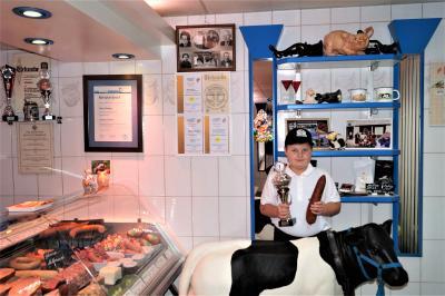 Foto zur Meldung: Erster Preis für Neukalener Fleischerei