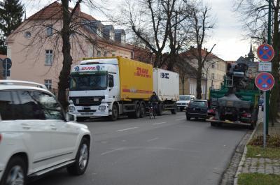Foto zur Meldung: Hamburger Straße - Sanierungsstart im ersten Quartal 2019 geplant