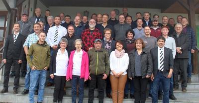 Vorschaubild zur Meldung: Der Sportverein hat 90 Mitglieder zum Ehrentag eingeladen