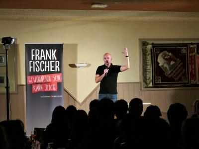 Foto zur Meldung: KKK mit Frank Fischer im Haus Frohsinn
