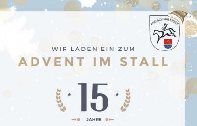 Foto zur Meldung: Advent im Stall - 15 Jahre RSG Schmalensee