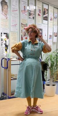 Foto zur Meldung: Der Tag der Bibliotheken in Rüdersdorf