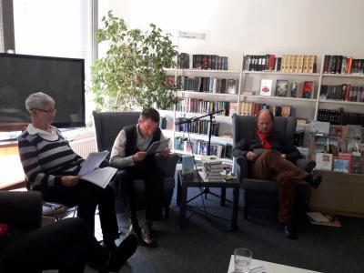 Foto zur Meldung: Bücher-Brunch in Neuenhagen