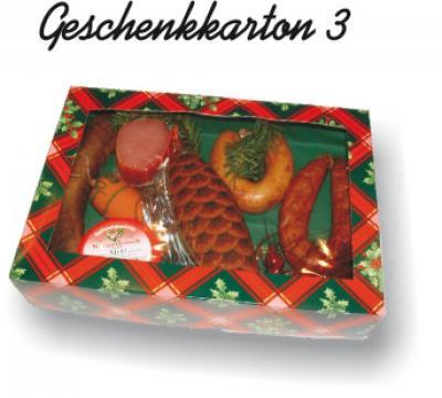 Geschenkkarton 3
