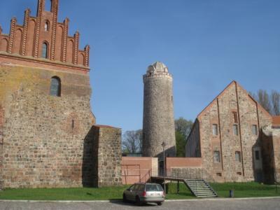 Foto zur Meldung: Winterschließzeit auf der Burg Ziesar