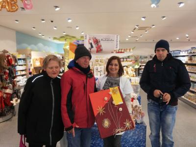 Foto zur Meldung: Große Spendenaktion der dm - Filiale Naunhof