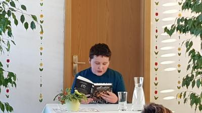 Foto zur Meldung: Meine Superkraft: Vorlesen