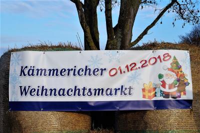 Foto zur Meldung: 12. Kämmericher Weihnachtsmarkt 2018