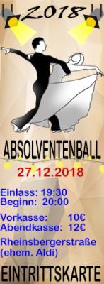 Vorschaubild zur Meldung: Volleyballturnier und Absolventenball