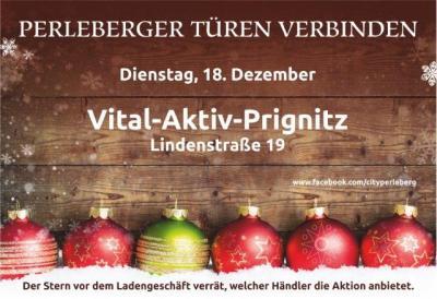 Stadt Perleberg | 18. Türchen 2018