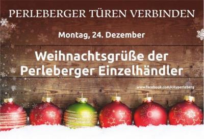 Stadt Perleberg | 24. Türchen 2018