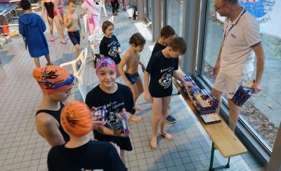 Foto zur Meldung: Adventsschwimmen in Görlitz