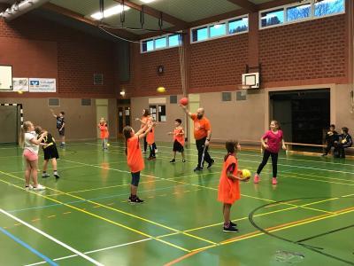 Foto zur Meldung: 2018/2019 Handball mit TuS Frisia Goldenstedt Kl. 3/4