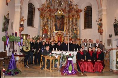 Vorschaubild zur Meldung: 18. Moosbacher Adventsingen – Was wäre, wenn Maria nein gesagt hätte?