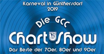 Karneval in Günthersdorf 2019 - Die GCC Chart-Show