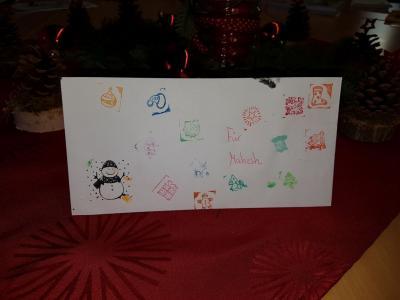 """Vorschaubild zur Meldung: Das 1. Adventssingen an der Nordschule startet mit einem Spendenaufruf für unser Patenkind """"Mahesh"""""""