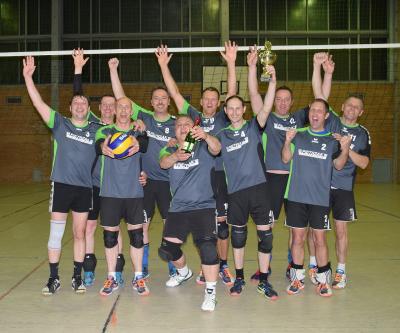 Foto zur Meldung: Sieg im Kreispokal 2018