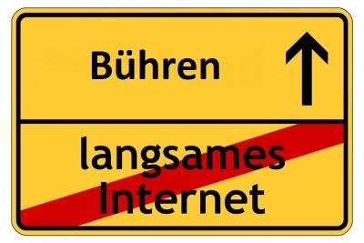 Foto zur Meldung: BÜHREN goetelt!!!