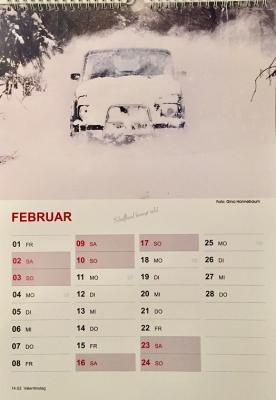 Foto zur Meldung: Schafflund Kalender 2019