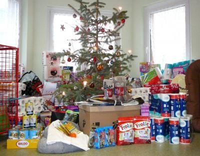 Vorschaubild zur Meldung: Unsere Weihnachtsfeier am 1.12 - Fotos