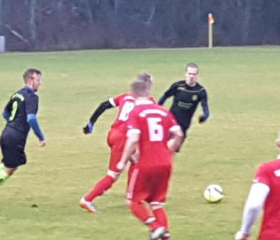 Vorschaubild zur Meldung: Fussball (Bezirksliga) - Heimniederlage gegen Freudenstadt / Dirk Fröhlich im Tor der Sportfreunde,