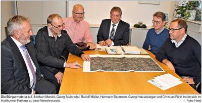 Foto zur Meldung: Bürgermeister sind sauer auf die Passauer