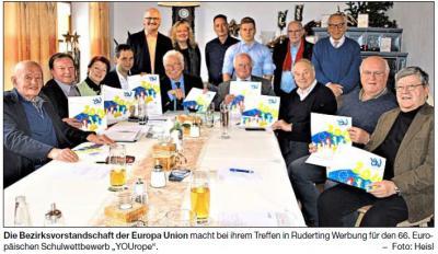 Foto zur Meldung: Europapolitischer Salto rückwärts