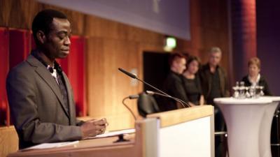 """Vorschaubild zur Meldung: Radiofeature """"Lumumbas Erben"""""""