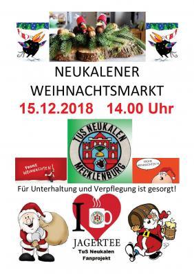 Foto zur Meldung: Weihnachtsmarkt 2018
