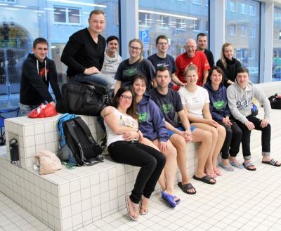 Foto zur Meldung: Schwimmen WTC-Pokal in Dresden