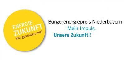 Vorschaubild zur Meldung: Bürgerenergiepreis Niederbayern – Mein Impuls. Unsere Zukunft!