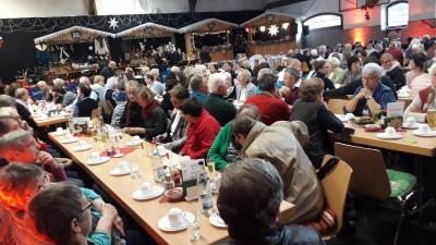 Foto zur Meldung: Erste 2 Adventskonzerte mit super Gästen
