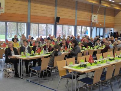 Vorschaubild zur Meldung: Traditionelle Gemeindeadventsfeier vom 09.12.2018