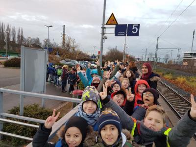 """Vorschaubild zur Meldung: Die Nordschule fliegt aus zu """"Cinderella""""!!!"""