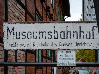 Frank Burchert-Museumsbahnhof