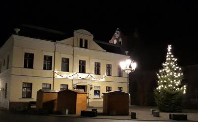 Foto zur Meldung: Weihnachtskonzert mit dem Malchiner Stadtchor