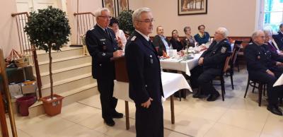 Foto zur Meldung: Weihnachtsfeier der Alters&Ehrenabteilung Fehrbellin