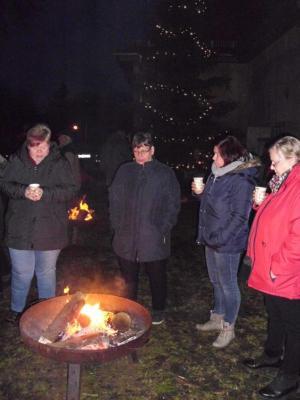 Foto zur Meldung: Weihnachtsfeier für alle Blankenberger