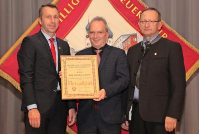 Vorschaubild zur Meldung: Jahresabschlussfeier der Freiwilligen Feuerwehr Rosenheim