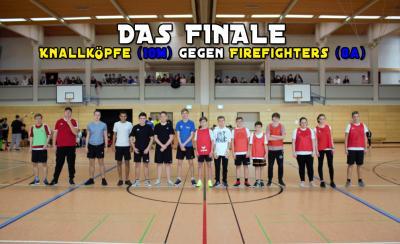 Das große Finale (10m gegen 8a)