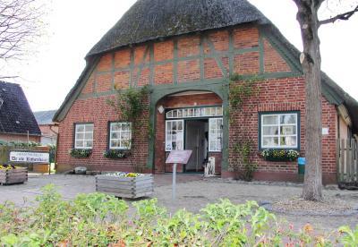Foto zur Meldung: Heimatmuseum De Ole Rökerkaat im neuen Jahr