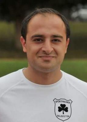 Vorschaubild zur Meldung: Fussball - Mustafa Naim verlässt die Sportfreunde / Neuzugänge in der Winterpause