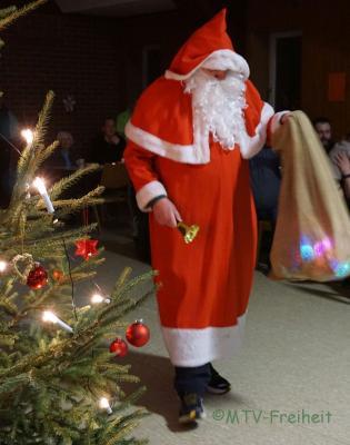 Foto zur Meldung: Nikolausturnen des MTV Freiheit