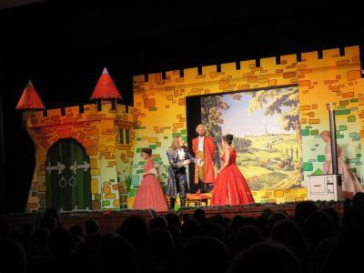 Foto zur Meldung: Weihnachtsmärchen im Theater Parchim
