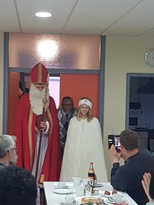 Foto zur Meldung: Advents-Seniorennachmittag in Aurach
