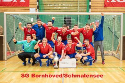 Foto zur Meldung: SG Bornhöved/Schmalensee gewinnt den Honda-Cup