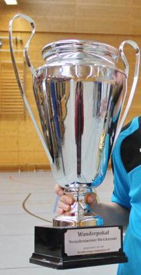 Foto zur Meldung: 15. Bleicheröder Hallen-Fußball-Turnier