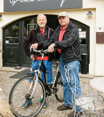 Vorschaubild zur Meldung: Radtour zum 930. Gründungsjubiläum unserer Partnerstadt Vinor - ein Reisebericht