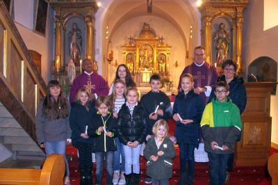 Foto zur Meldung: 4. Advent – Familiengottesdienst - die Bedeutung der vier Adventskerzen –