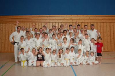 Foto zur Meldung: 1. Karate-Do Egeln e.V.